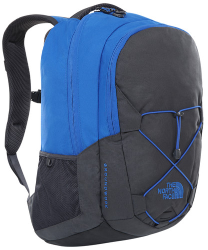 The North Face Groundwork 15 inches Monster Blue/Asphalt Gray 27L Main Image