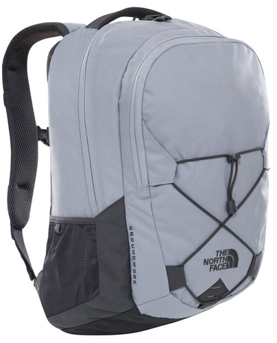 The North Face Groundwork 15 inches Mid Gray/Asphalt Gray 27L Main Image