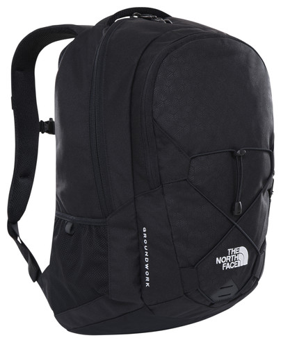 The North Face Groundwork 15 inches TNF Black 27L Main Image