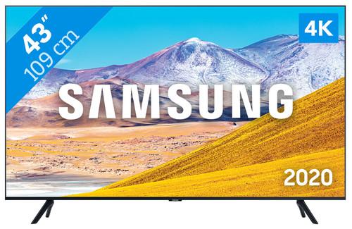 Samsung Crystal UHD 43TU8000 (2020) Main Image