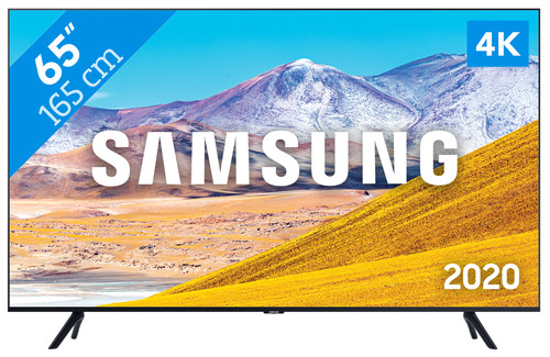 Samsung Crystal UHD 65TU8000 (2020) Main Image