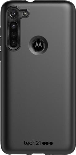Tech21 Studio Colour Motorola Moto G8 Power Back Cover Zwart Main Image