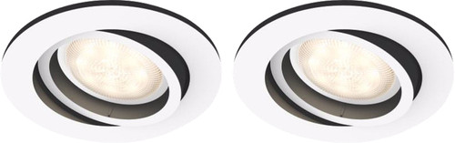 Philips Hue Milliskin inbouwspot White Ambiance Wit - rond Main Image