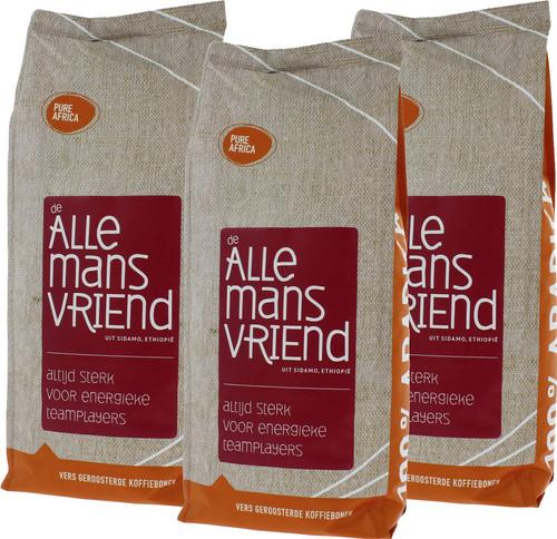 Pure Africa De Allemansvriend Arabica Coffee Beans 3kg Main Image