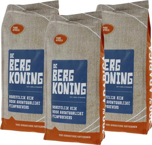 Pure Africa De Bergkoning Arabica Coffee Beans 3kg Main Image