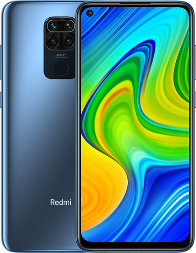 Xiaomi Redmi Note 9 64GB Gray Main Image