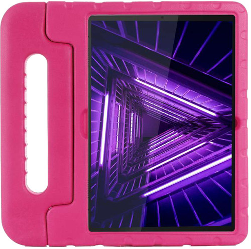Just in Case Lenovo Tab M10 Plus Kids Cover Classic Pink Main Image