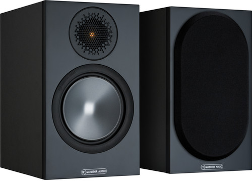 Monitor Audio Bronze 6G 50 Zwart (per paar) Main Image