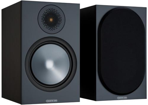 Monitor Audio Bronze 6G 100 Black (per pair) Main Image