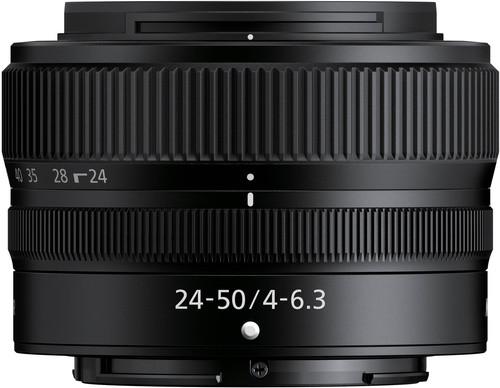 Nikon Nikkor Z 24-50mm f/4-6.3 Main Image