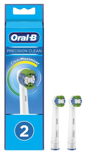 Oral-B Precision Clean Opzetborstel 2 Stuks Main Image