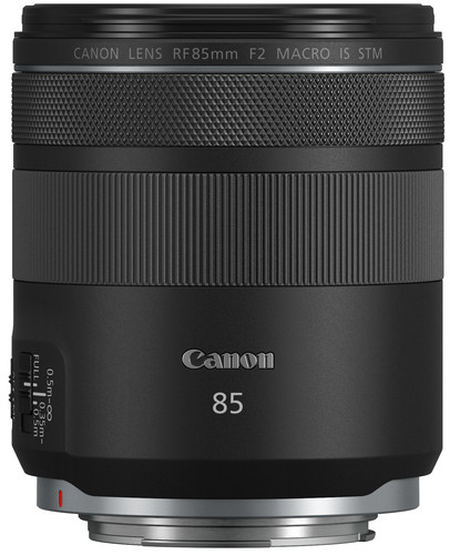 Canon RF 85mm f/2 Macro IS STM Main Image
