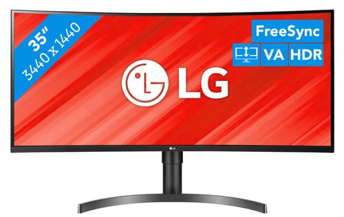 LG 35WN75C Main Image