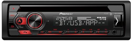 Pioneer DEH-S320BT Main Image