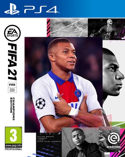 FIFA 21 Champions Edition PS4 Main Image