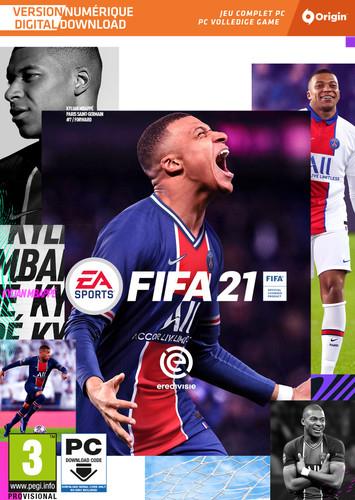 FIFA 21 (Code in a Box) PC Main Image