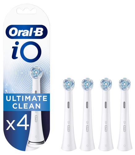 Oral-B iO Ultimate Clean (4 stuks) Main Image