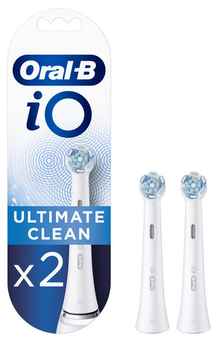 Oral-B iO Ultimate Clean (2 stuks) Main Image