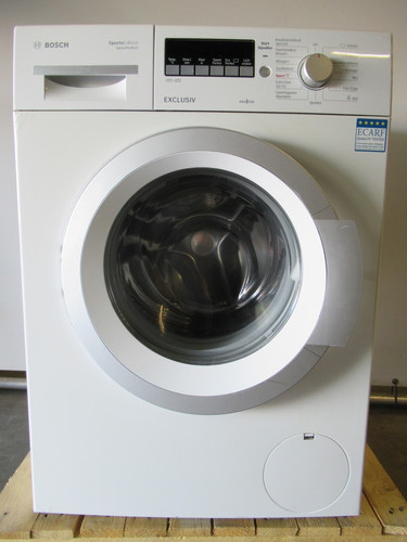 Bosch WAK282S1NL Refurbished Main Image