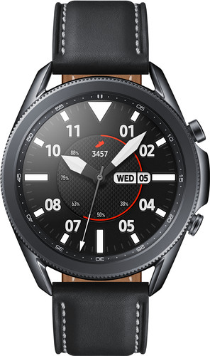 Samsung Galaxy Watch3 Zwart 45 mm Main Image
