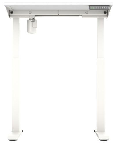 Worktrainer StudyDesk Sit-Stand Desk 80x60cm White/White Main Image