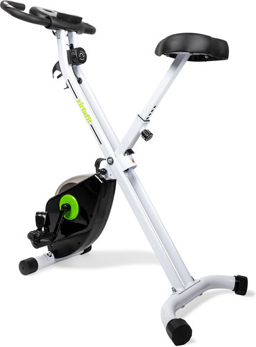 VirtuFit Collapsible Exercise Bike with Tablet Holder Main Image