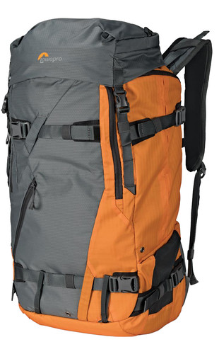 LowePro Powder BP 500 AW Grijs/Oranje Main Image