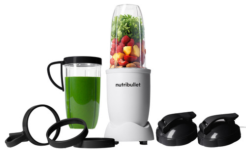 NutriBullet PRO Exclusive Wit Main Image
