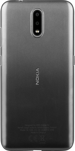Nokia 2.3 Back Cover Transparant Main Image