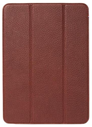 Decoded Apple iPad Pro 11 inch Book Case Leer Bruin Main Image