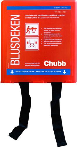 Chubb Blusdeken 120 x 120 cm Main Image