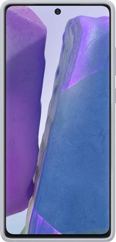 Samsung Galaxy Note 20 Back Cover Kvadrat Grijs Main Image