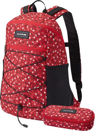 Dakine WNDR Pack Crimson Rose 18L+ School Case Main Image