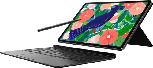 Samsung Galaxy Tab S7 Plus Toetsenbord Hoes QWERTY Main Image