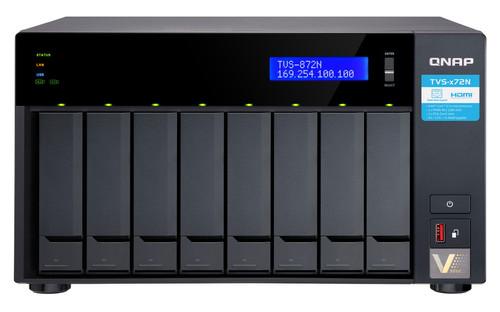 Qnap TVS-872N-i3-8G Main Image