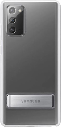 Samsung Galaxy Note 20 Clear Standing Back Cover Transparent Main Image