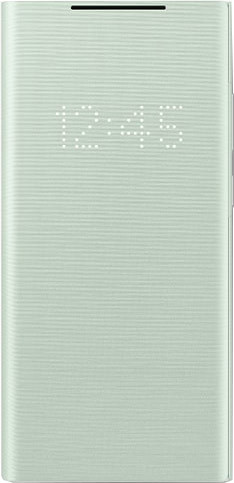 Samsung Galaxy Note 20 Led View Book Case Groen Main Image