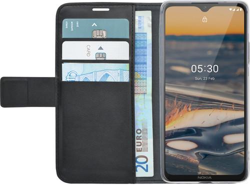 Azuri Wallet Nokia 5.3 Book Case Black Main Image