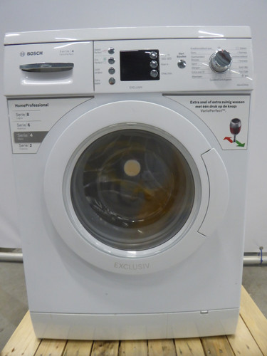 Bosch WAE28498NL Refurbished Main Image