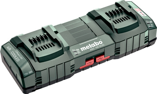 Metabo Super Fast Charger ASC 145 Duo Main Image