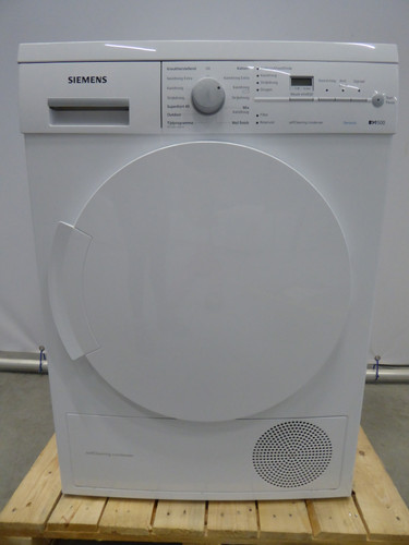 Siemens WT44W362NL Refurbished Main Image