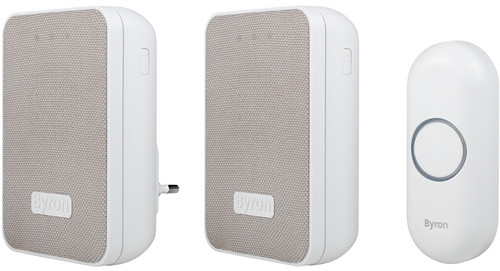 Byron DBY-22324 Wireless Doorbell Set Main Image
