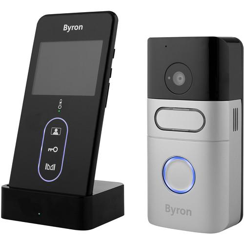 Byron DIC-24615 Wireless Video Doorphone Main Image