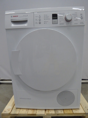 Bosch WTW84363NL Refurbished Main Image