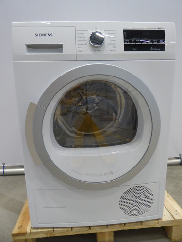 Siemens WT45W490NL Refurbished Main Image