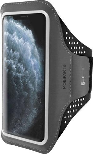 Mobiparts Comfort Fit Sportarmband Apple iPhone 11 Pro Max Zwart Main Image