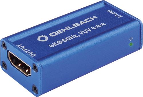 Oehlbach UHD HDMI repeater Main Image