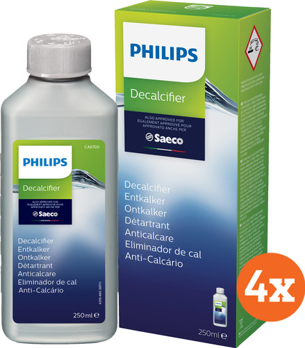 Philips/Saeco CA6700/10 Descaler 4 units Main Image