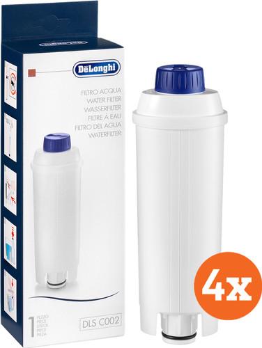De'Longhi Water Filter 4 units Main Image