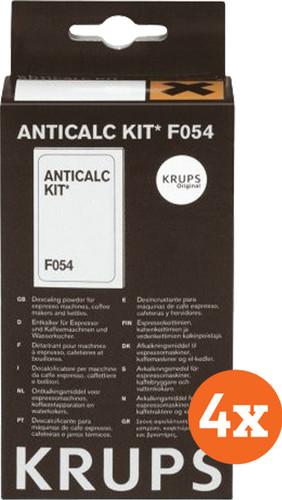 Krups Descaling set F054 4 units Main Image